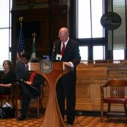 St. Joseph's Day at Providence City Hall