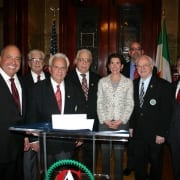 2019 Installation of Officers and Board Members