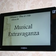The Music Extravaganza