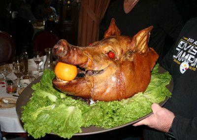 IAC Pig Roast